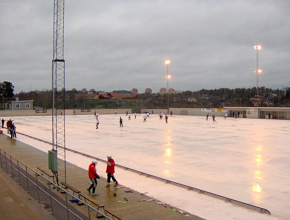 Sollentunavallen Helenelund-AIK
