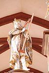 Solms - Kloster Altenberg - ev Kirche - Orgel - Prospekt 6.JPG