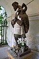 Somberek, Nepomuki Szent János-szobor 2020 09.jpg