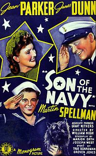 <i>Son of the Navy</i> 1940 film by William Nigh