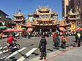 Songshan Ciyou Temple in Chinese New Year 20160208b.JPG