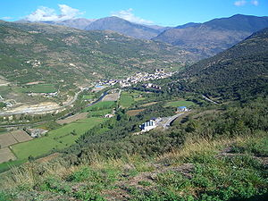 Picture of Sort, Pallars Sobirà, Catalonia