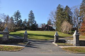 South Nyack, New York - Ross Hand Mansion