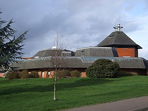 South Norfolk - Image: South Norfolk Council Offices, Long Stratton geograph.org.uk 349860