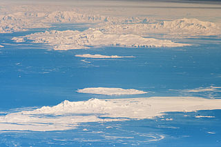 Group of islands off the northwestern coast of the Antarctic Peninsula