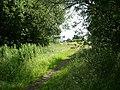 Southern end of Merelake Way - geograph.org.uk - 193989.jpg