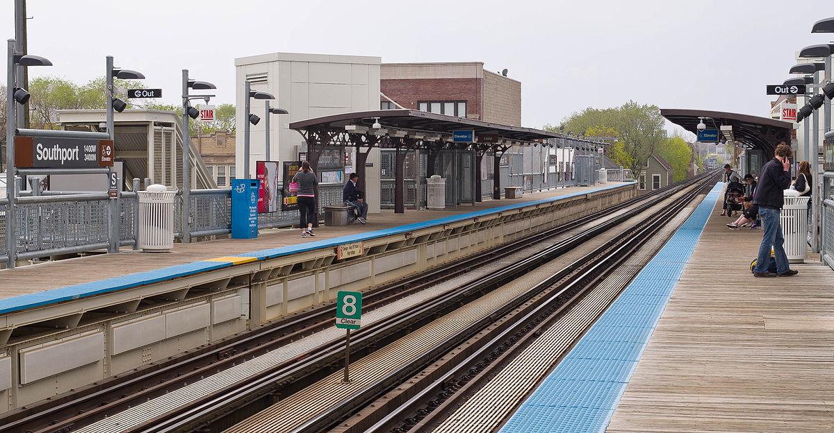 Southport Station Cta Wikipedia