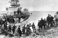 Soviet troops crossing Sungari on Amur Flotilla Monitor Sungari Offensive.png