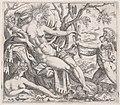 Speculum Romanae Magnificentiae- A Putto Presenting Grain to Ceres MET DP870236.jpg
