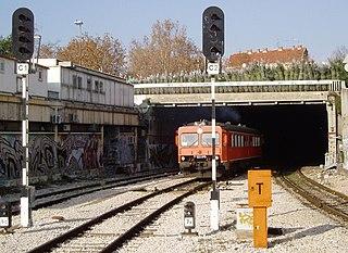 Split Suburban Railway