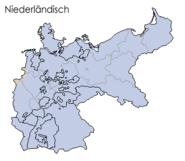 Sprachen deutsches reich 1900 niederländisch