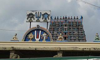 Srivaikuntanathan Perumal temple