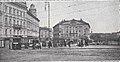 Städtische Straßenbahnen Wien 1903–1913 (page 128 crop) – Praterstraße bei der Ferdinandsbrücke.jpg