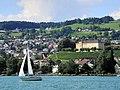 Stäfa - Zürichsee - Dampfschiff Stadt Zürich 2012-07-22 16-57-31 (P7000).JPG