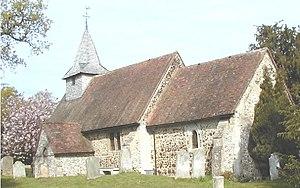 Pyrford - St Nicholas Church – Click to enlarge