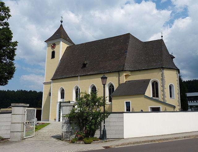 St. Stefan am Walde
