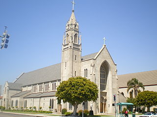 St. Augustine Catholic Church (Culver City, California) Church in California, USA