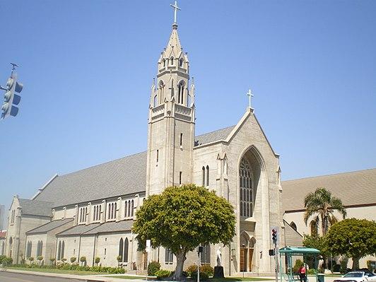 St. Augustine Catholic Church (Culver City, California)