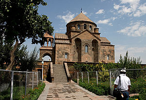 St. Hripsime Church. View from below.jpg