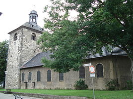 Saint John Church in Salzgitter-Ringelheim
