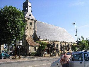 Robert Giguère - St. Aubin de Tourouvre