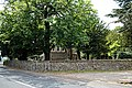 St Alban the Martyr's Church, Coopersale churchyard wall.jpg