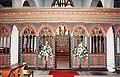 St Andrew, Cullompton, Devon - Screen - geograph.org.uk - 1726150.jpg