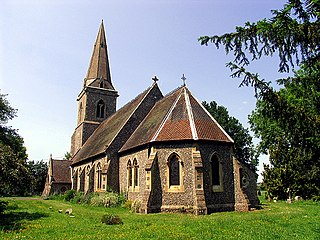 Arborfield Human settlement in England