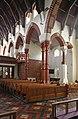 St George the Martyr, Aubrey Walk, London W8 - North arcade - geograph.org.uk - 1316620.jpg