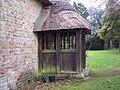 St Georges Church, Langham - Porch - geograph.org.uk - 348086.jpg