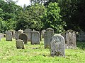 St John the Baptist's Church - churchyard - geograph.org.uk - 1356657.jpg
