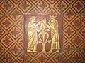 St Laurence Tidmarsh little floor tile.jpg