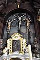 St Luzen Seitenaltar rechts Kreuzigungsszene.jpg