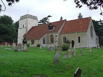 Nacton - Image: St Martins Nacton geograph.org.uk 534420