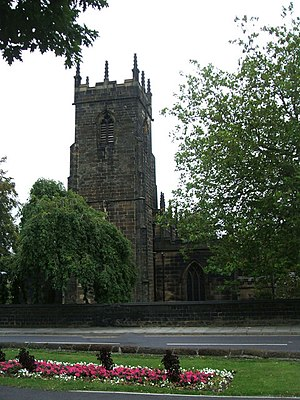 Barnsley - St Mary's Church (Church of England)