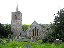 St Mary, Standon, Herts - geograph.org.uk - 361615.jpg