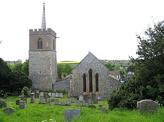 Standon, Hertfordshire village in Hertforshire, England, United Kingdom