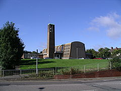 St Nicholas Church in Radford in Coventry 2s07.JPG