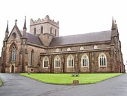St Patrick's Cathedral, Armagh - geograph.org.uk - 528966