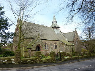 Lindal-in-Furness Human settlement in England