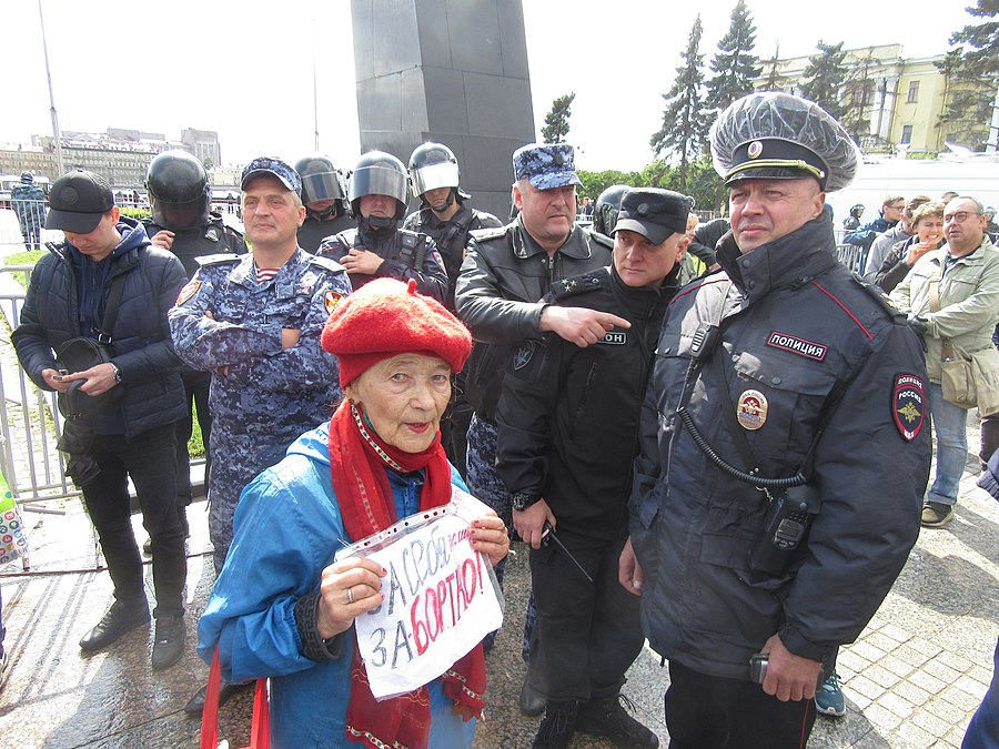 St Petersburg.2019-08-02.Solidarity with Moscow protests rally.IMG 3931.jpg