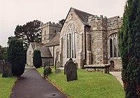 St Petroc's Church, South Brent - geograph.org.uk - 1724524.jpg