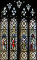 Stained glass window, St Mary's church, Dymock (20163943980).jpg