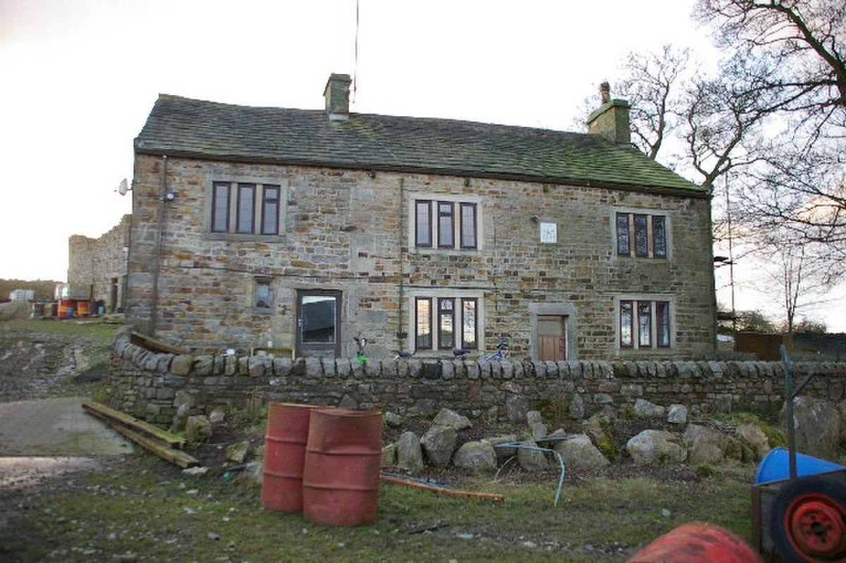 Standridge, farmhouse - geograph.org.uk - 119007.jpg