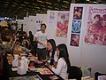 Stands Fanzines - Ambiance - Japan Expo 2011 - P1220048.JPG