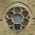 Star of David, known in Hebrew as Magen David (מָגֵן דָּוִד, Māḡēn Dāwīḏ) - panoramio.jpg