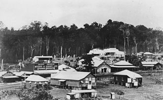 Maleny, Queensland - Maleny circa 1922