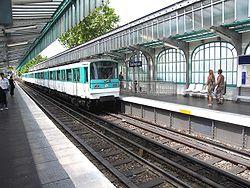 Linja 2 (Pariisin metro) – Wikipedia