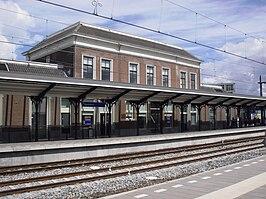 Apeldoorn railway station
