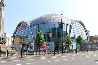 Haymarket Metro station Tyne and Wear Metro station in Newcastle upon Tyne